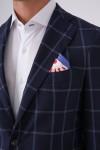 7 Drop Kapaklı Cep Yarım Astar Napolitan Ceket