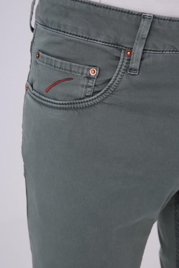 Ravello-C Model Önü Düğmeli 5 Cepli Cotton Pantolon