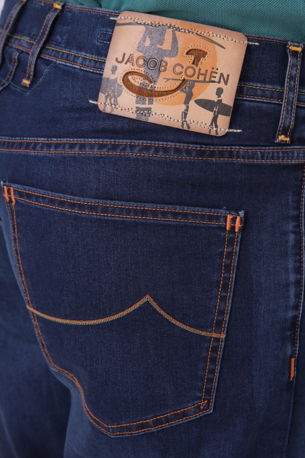 J6636-Comf Model Denim Şort