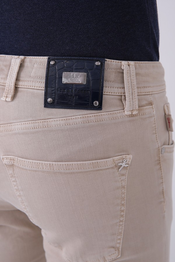 Power Strech Slim Fit Jean Model