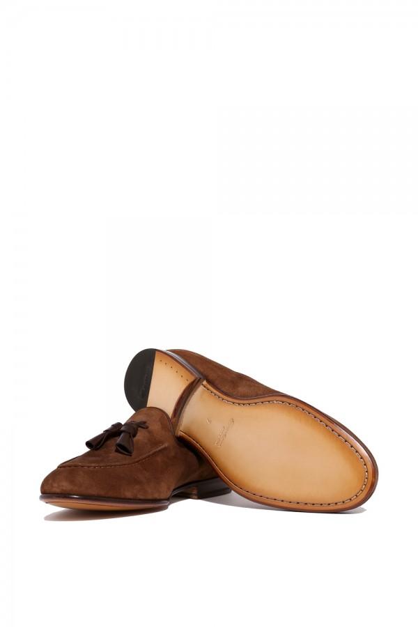 Süet Deri Loafer