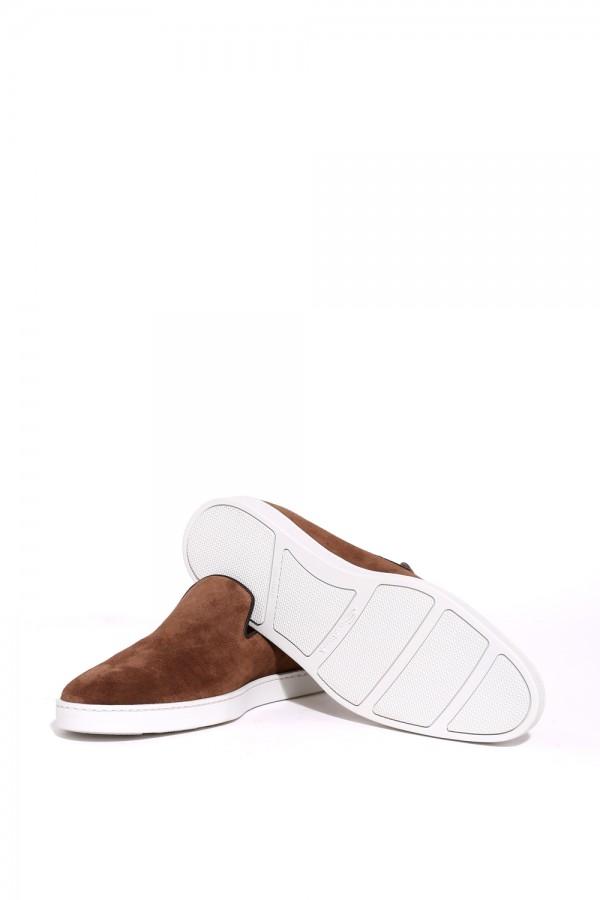 Süet Deri Sneakers